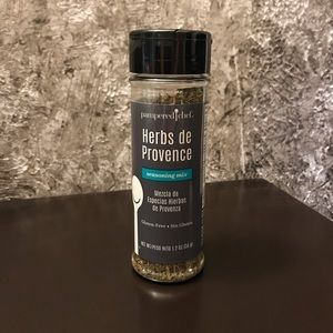 New! Pampered Chef Herbs de Provence Seasoning Mix